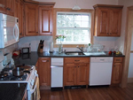 Remodling kitchens are one of our specialties.